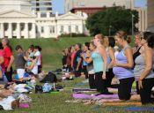 7 beneficios de hacer yoga durante el embarazo