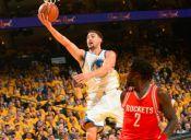 NBA: Golden State Warriors son semifinalistas de la Conferencia Oeste