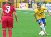 Marta Vieira da Silva, la mejor futbolista del mundo