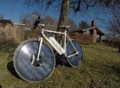 La Solar Bike, una bicicleta amable con el medioambiente