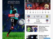 ANFP lanza aplicación para celulares sobre el torneo nacional