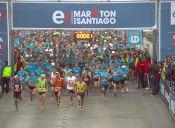 Los nombres estelares que dirán presente en el Entel Maratón de Santiago 2015