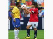 Jorge Valdivia puede que sea desordenado, pero es definitivamente un mago con el balón