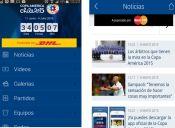 Review: ¿Cómo es la app oficial de la Copa América?