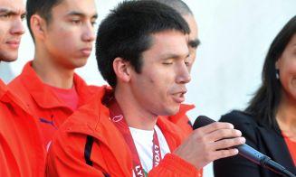 Cristián Valenzuela: todos sus obstáculos los convierte en oro