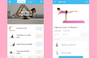 Mi App favorita para hacer Deporte: Daily Yoga o Yoga Diaria