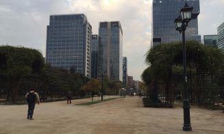 Mi Ruta para hacer Running: Entrenando en el Parque Araucano