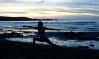 ¡Combate el estrés con estos 7 ejercicios de yoga!