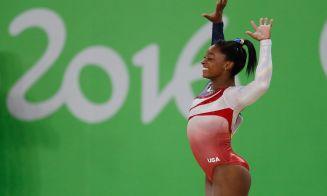 Mi gran ídola deportiva: Simone Biles