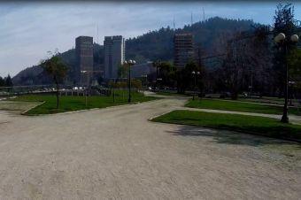 Lugares para correr: Circuito Santa María - Andrés Bello