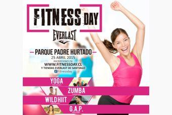 Fitness Day y Expo Woman se toman el Parque Padre Hurtado