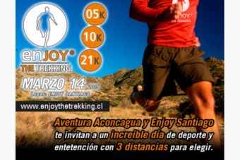 Enjoy The Trekking - 14 de marzo 2015