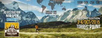 Ultra Trail Torres del Paine - 3 y 4 de Octubre 2015