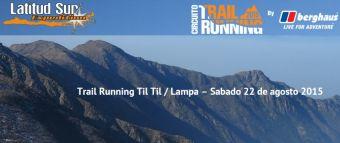 Trail Running Til Til - Lampa – Sábado 22 de agosto 2015