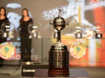 El sorteo de la Copa Libertadores para los equipos chilenos