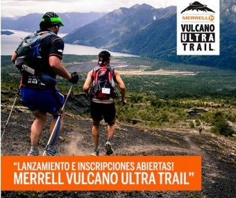 Merrell Vulcano Ultra Trail - 5 y 6 de Diciembre 2015