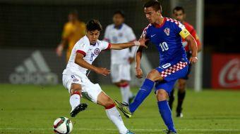 Mundial Sub-17 Chile 2015: Chile 1-1 Croacia