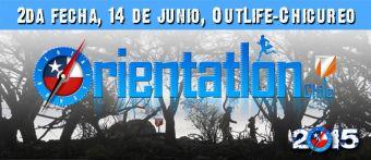 2da Fecha Orientatlón - 14 de Junio 2015