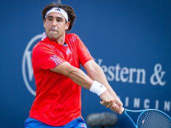 Copa Davis: Marcos Baghdatis destrona récord de Björn Borg