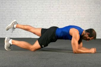Efectivo entrenamiento de 15 minutos para tener abdominales perfectos