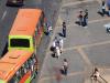 Choferes de Valparaíso transportarán estudiantes