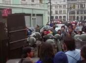 Dos jóvenes murieron baleados tras marcha estudiantil en Valparaíso
