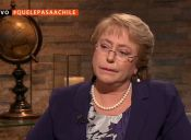 Presidenta Michelle Bachelet pide renuncia a ministros
