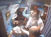 Chofer de Concepción se querella contra estudiante que lo agredió con una pedrada