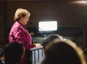 Presidenta sube 4 puntos en su aprobación tras ponerse en marcha la gratuidad