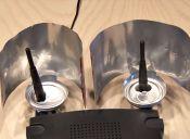 ¿Sabías que puedes mejorar la señal de tu Wifi con una lata de cerveza?