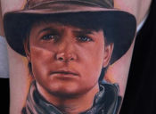 15 tatuajes para fanáticos de Back to the Future