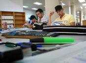 Juntémonos a estudiar en grupo