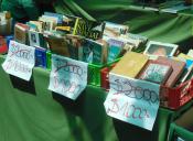 Este viernes parte la XXIII versión de la Feria del Libro Usado de la U. Mayor
