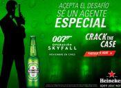 Resuelve el Crack The Case de Heineken y gana