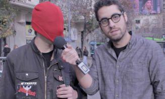 """El hilarante video del """"Frente Fracasados"""" en la marcha estudiantil de ayer"""