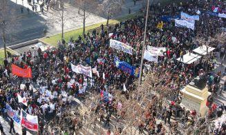 Municipalidad de Providencia recomienda a la Intendencia no autorizar la marcha de este jueves