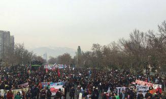 Confech convoca marcha autorizada para este domingo