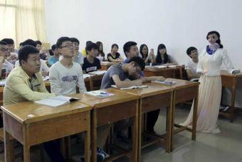 Universidad china tiene a la primera profesora robot