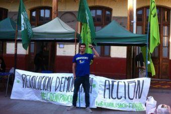 Militante de Revolución Democrática se queda con la presidencia de la Feusach