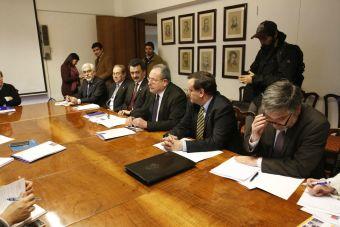 Rectores de Ues no estatales del Cruch piden reconocimiento por su aporte al desarrollo del país