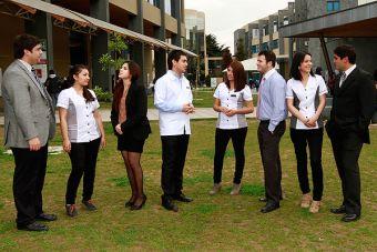 Becas y Financiamiento en la Universidad San Sebastián