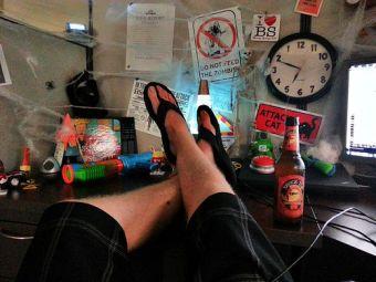 Aprende a tomar un descanso sin salir de tu escritorio