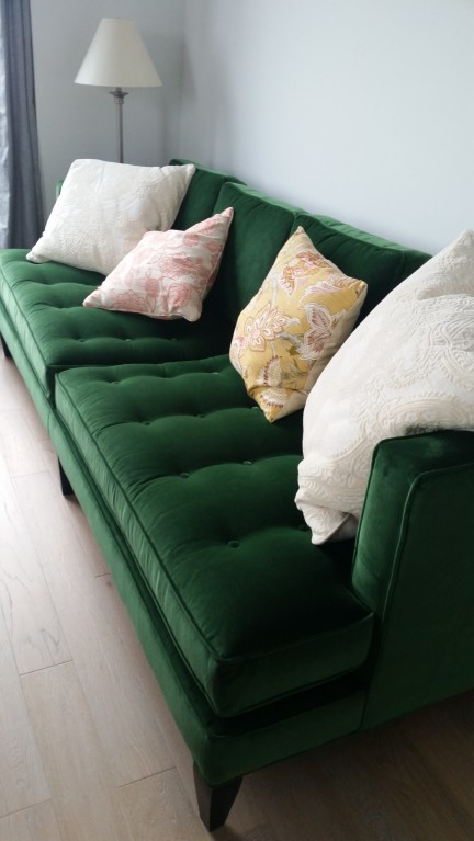 Hutton Sofa Modern Sofas Modern Living Room Furniture Room