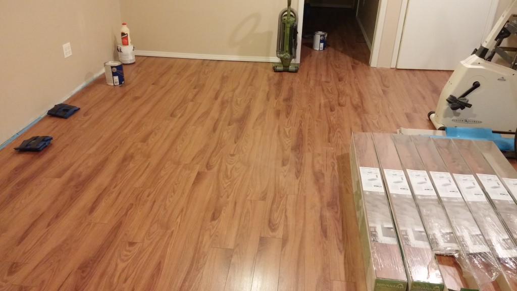 10mm pad crystal springs hickory laminate dream home