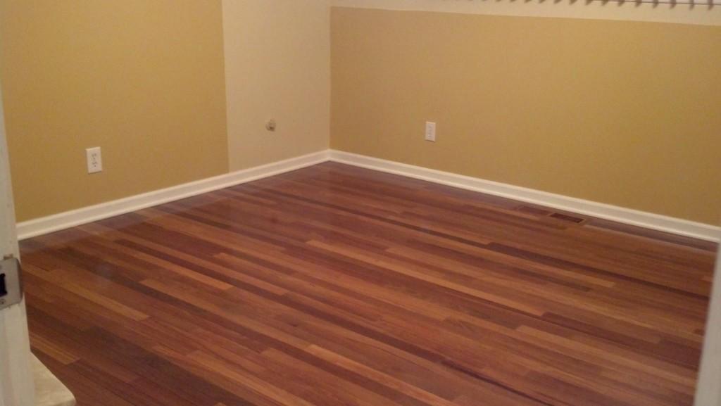 X  Select Brazilian Teak BELLAWOOD Lumber Liquidators - Brazilian teak hardwood flooring