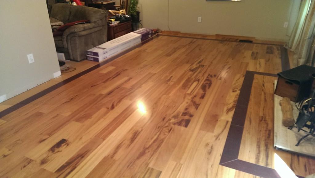 3 4 x 5 brazilian koa bellawood lumber liquidators for Bellawood flooring reviews
