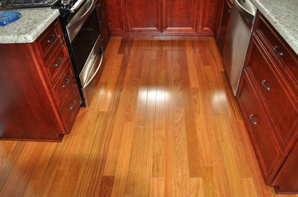 1 2 x 3 1 4 select brazilian cherry engineered for Bellawood flooring reviews