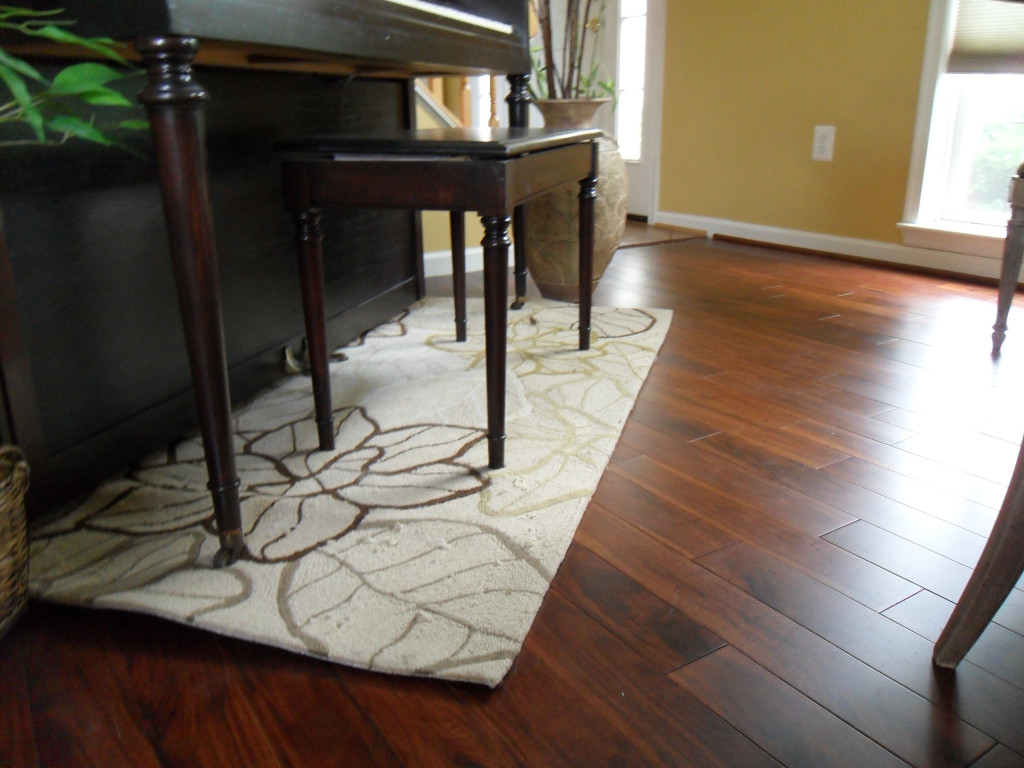 3 4 x 3 5 8 golden teak acacia builder 39 s pride for Builders pride flooring installation