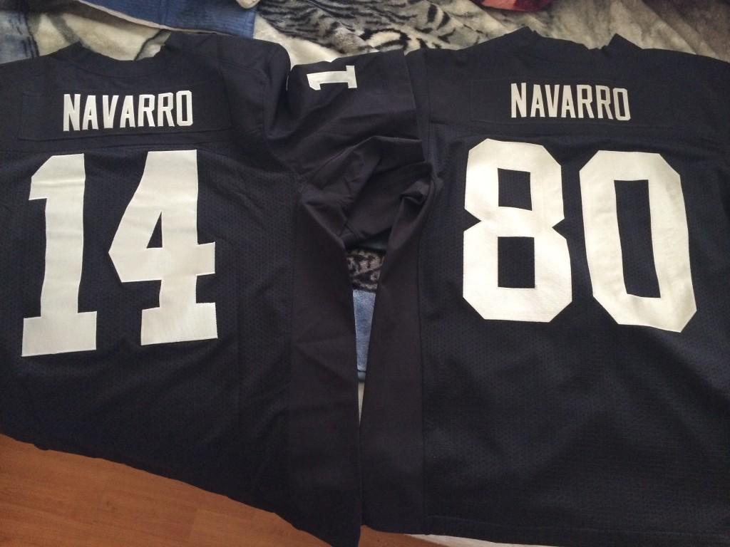 59 Jon Condo Oakland Raiders ELITE Jerseys