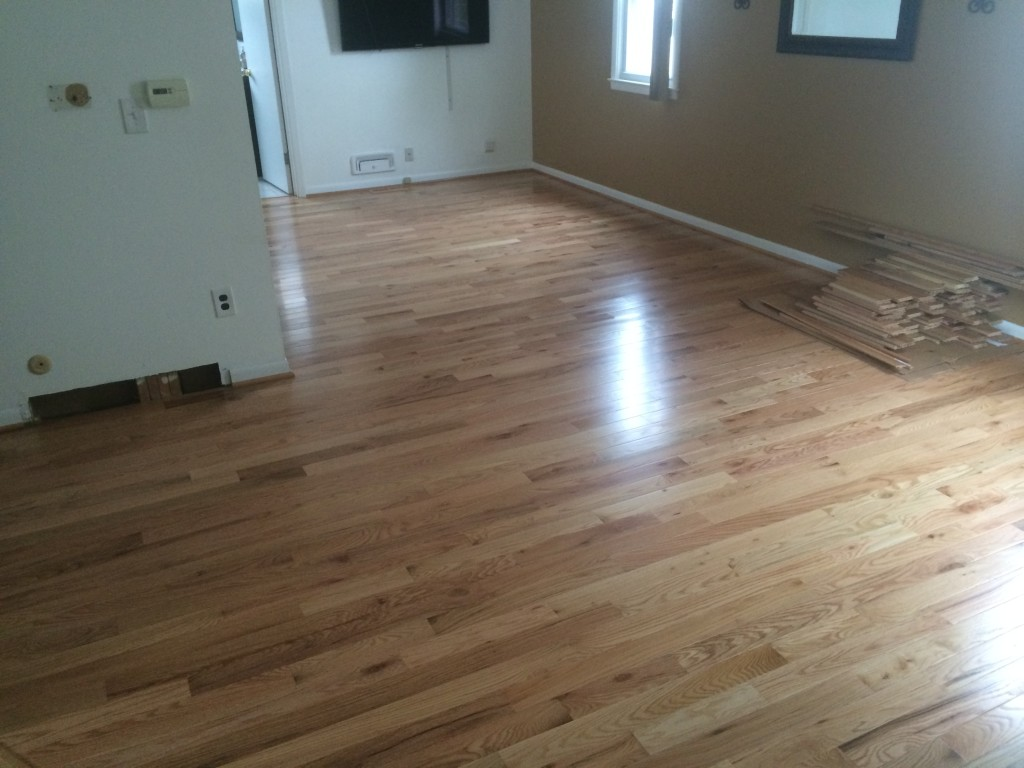 3 4 X 3 1 4 Natural Millrun Red Oak Mayflower Lumber
